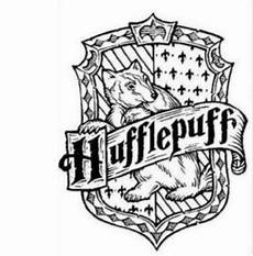 Harry Potter Wappen Malvorlagen Retro Harry Potter Hufflepuff Wachs Siegel Stempel