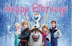 malvorlagen frozen happy birthday disney frozen birthday banner