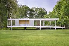 farnsworth house by ludwig mies der rohe dwell