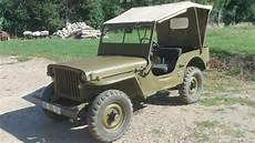 jeep willys a vendre pas cher sur les voitures