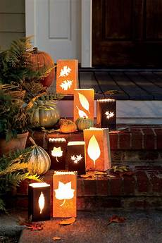 Decorations For Outside by Outdoor Decorations For Fall Southern Living