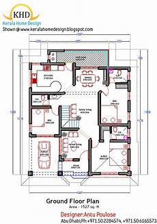kerala model house plans free home plan and elevation 1800 sq ft kerala home design and