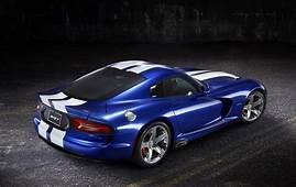 Oddcars Concept Car SRT Viper GTS Launch Edition 2013