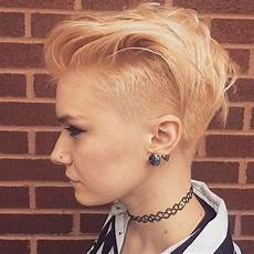 20 photo of funky short haircuts for fine hair