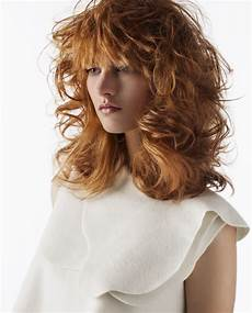 hairstyles for with hair for shaggy hairstyle with bed headed curls