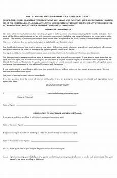 free 34 power of attorney forms in pdf ms word