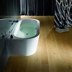 baignoire ovale en ilot murale ou encastrable 224 bords