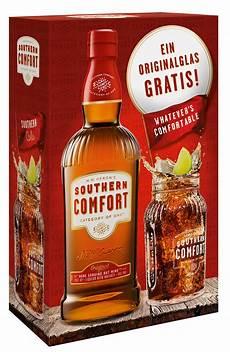southern comfort ab oktober mit trendigem glas geschenkset