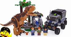 two more reviews for lego jurassic world fallen kingdom