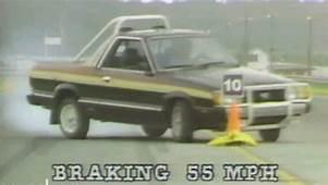 &187 1982 Subaru Brat Test Drive