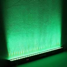beamz 1m led bar uplighter dj light rgb dmx auto sound modes wall wash ebay