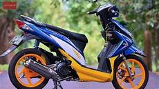 Modifikasi Motor Vario 110 Fi by Modifikasi Motor Vario 110 Fi Led Motorcyclepict Co
