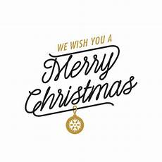we wish you merry christmas lettering vector free download
