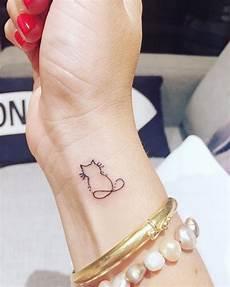 Katzen Handgelenk - small cat wrist creativefan
