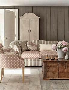 Einrichtungsideen Schlafzimmer Shabby Chic - shabby chic stil wohnzimmer einrichten rustikaler