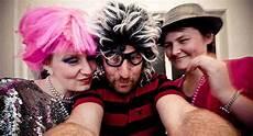 80er jahre punks und popper metalheads und new waver