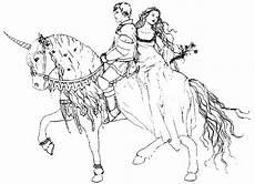 Malvorlagen Prinzessin Mit Pferd Prinzessin Mit Pferd Zum Ausmalen Baldachin