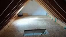 osb platten verlegen dachboden dachboden boden gelegt baublog der familie schmetz