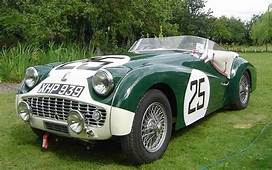 Classic Car Of The Year Shortlist  On TR3s And Racing
