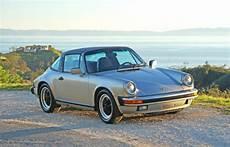 étagère originale 1984 porsche 911 targa 23k original