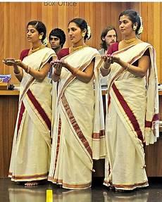 traditional dress of kerala zerokaata traditional kerala dress indian clothing pinterest