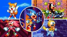 sonic mania plus all super forms youtube
