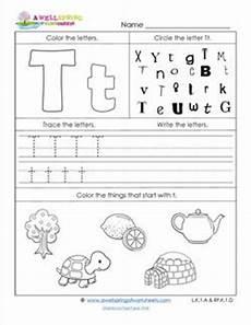 letter t worksheets for preschoolers 23653 abc worksheets letter t alphabet worksheets a wellspring