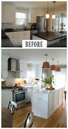 27 inspiring kitchen makeovers before and after nesting