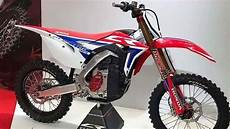 moto cross electrique adulte scossa nel motocross con la honda cr elettrica