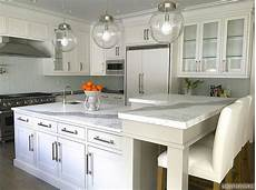 L Shaped Kitchen Island With Sink by L Shaped Breakfast Bar Transitional Kitchen