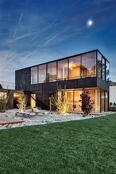 Haus Mit Glasfassade - ferien am see in einem wahnsinnig modernen haus mit