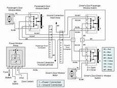 need driver door wiring schematics mustang at stangnet