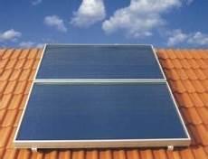 Capteurs Solaires Thermiques Energie Renouvelable Et