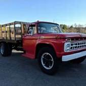 1965 Ford F600 Classic Hauler  Other Pickups