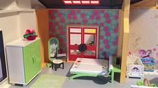 pimp my playmobil haus roomtour diy 9266 familie