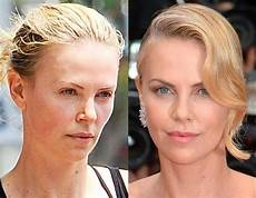 charlize theron ungeschminkt charlize theron from without makeup e news
