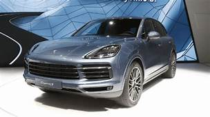 2021 Porsche Cayenne Redesign Concept And Release Date