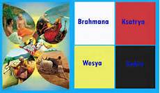 Perbedaan Catur Kasta Dengan Catur Warna Dalam Agama Hindu
