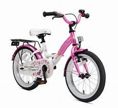 Bi 16 Kk 01 Pkwe Bikestar 16 Zoll Kinderfahrrad Pink Weiss