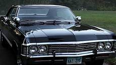Chevy Impala 67 Do Filme Sobrenatural