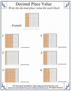 free worksheets decimal place value 7635 decimal place value worksheets