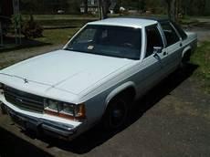 automotive repair manual 1989 ford ltd crown victoria parking system ford crown victoria sedan 1989 white for sale 2fabp74f8kx114964 1989 ford ltd crown victoria lx