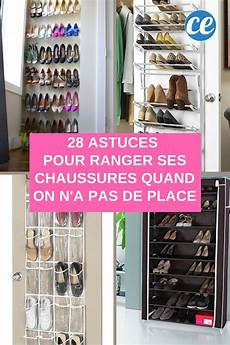 28 astuces g 233 niales pour ranger ses chaussures quand on n