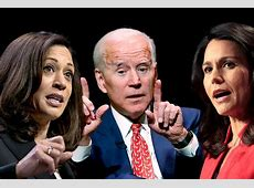tulsi gabbard vs kamala harris in debate