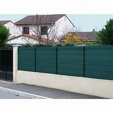 optez pour le brise vue occultant vert 1 20 m de jardin et