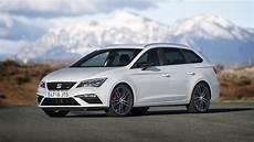 Seat Cupra Review Awd 296bhp Estate Driven Top Gear