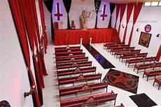 Foto Rumah Ibadah Penyembah Iblis Telah Dibangun Berdakwah