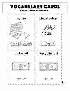 money equations worksheets 2143 vocabulary cards money values vocabulary cards money worksheets vocabulary