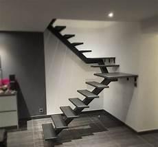 escalier en acier escalier acier bois haut rhin escalier jacoby