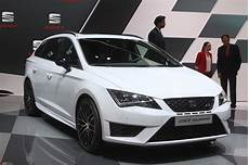 Seat St Cupra Is A Saucy Spaniard With Room To Spare